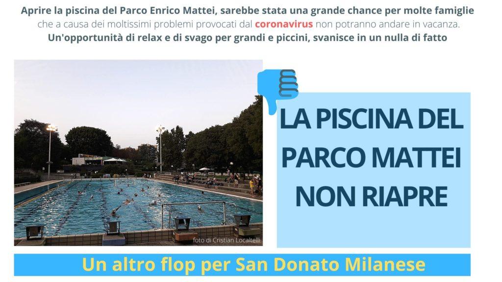 Un altro flop per San Donato Milanese